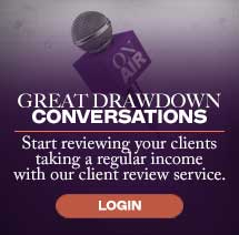 Start reviewing your clients taking a regular income with our client review service