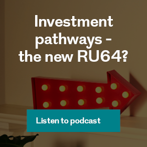 Investment pathways - listen to our podcast
