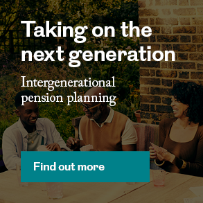 intergenerational pension planning