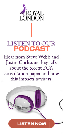 FCA consultation paper podcast